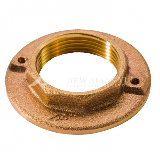 Marine use flange nuts
