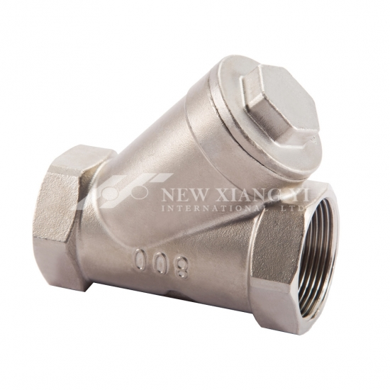 stainless steel Y type strainer